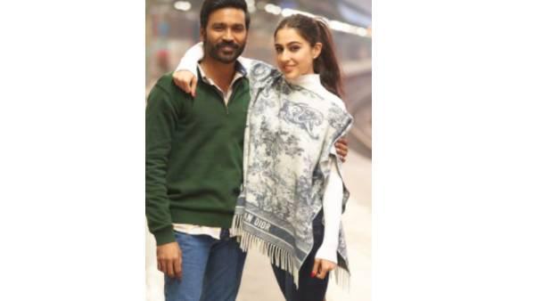 Sara Ali Khan Pens A Sweet Note On Atrangi Re Co-Star Dhanush's Birthday