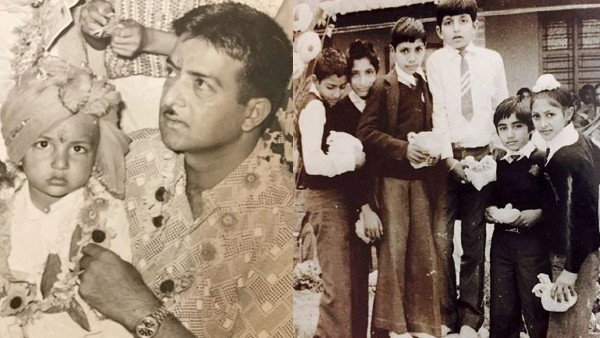 Sonu Sood's Childhood Pics Which Will Melt Your Hearts!