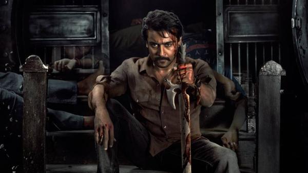 Etharkkum Thunindhavan Second Look Suriya S Action Hero Avatar Wins The Internet