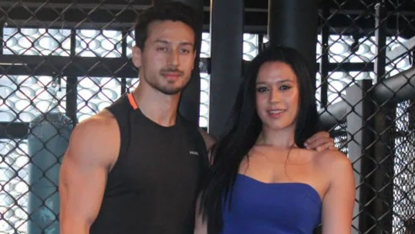 Krishna Shroff Recalls Sobbing While Watching Tiger's Baaghi 2; Says 'Doesn't Happen To Me Often'