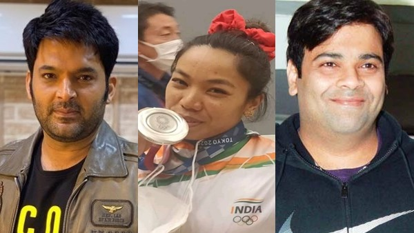 Tokyo Olympics 2020: Kapil Sharma To Kiku Sharda, TV Celebs Congratulate Mirabai Chanu On Winning Silver Medal