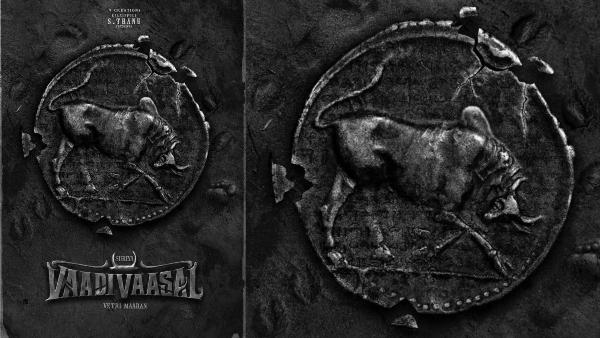 Vaadivaasal Title Look Is Revealed: Suriya And Vetrimaaran Join Hands For The Magnum Opus!