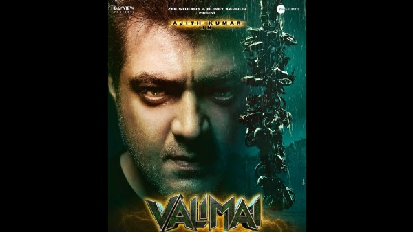 Valimai Motion Poster Featuring Thala Ajith Becomes The Most Liked Indian Motion Poster On YouTube!