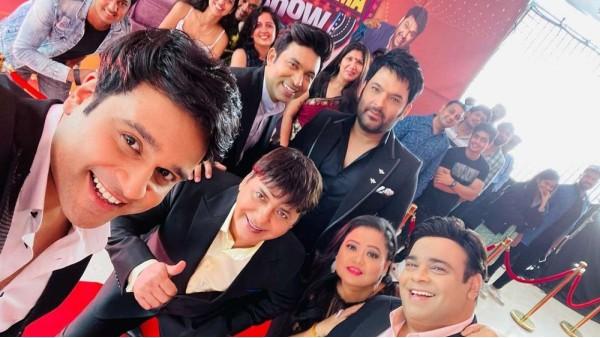 Kapil Sharma Confirms Return Of The Kapil Sharma Show; Begins Shoot With Krushna, Bharti Singh, Kiku Sharda