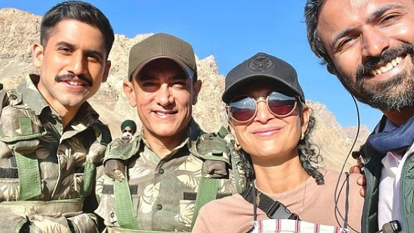 Laal Singh Chaddha: Film's Action Team Hosts Screening Of Their Lockdown Film For Aamir Khan