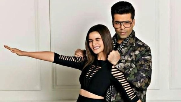 WHAT? Karan Johar Tried To Sabotage Alia Bhatt's Casting In Sidharth Malhotra And Fawad Khan's Kapoor & Sons