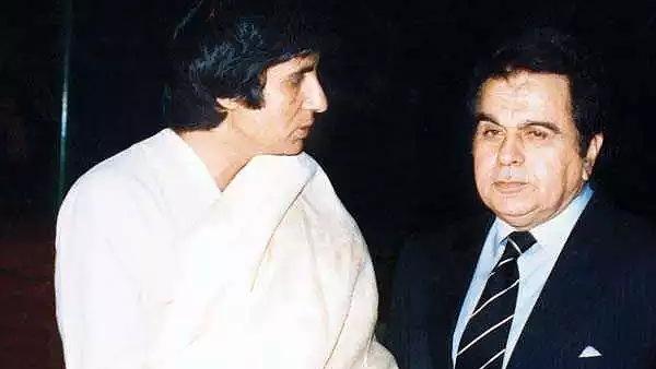 When Amitabh Left Dilip Kumar In Tears