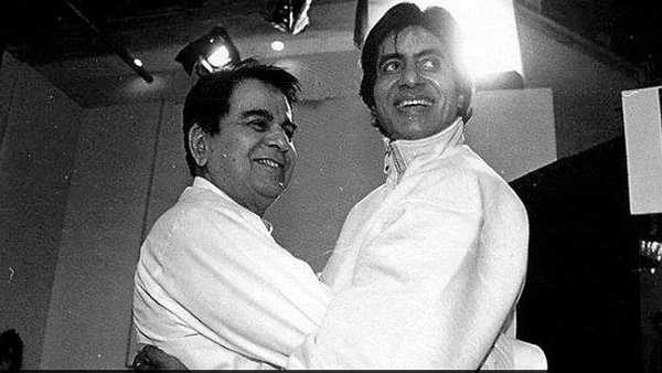 Dilip Kumar Was Moved By Big B's Performance