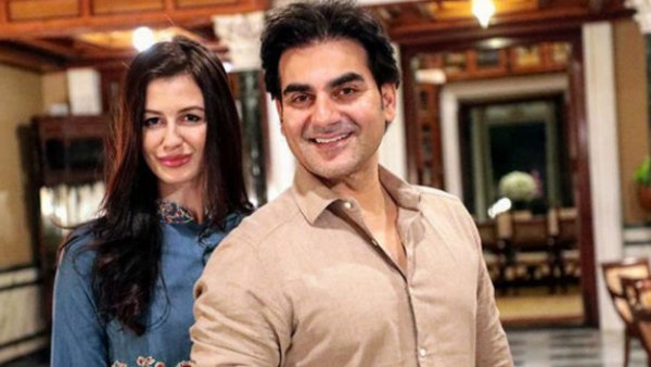 Arbaaz Khan Gets Upset When Giorgia Andriani Is Referred To As His Girlfriend; 'That Isn't Her Claim To Fame