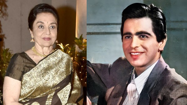 Asha Parekh Recalls Her Fangirl Moment With Dilip Kumar;  'I Was Dumbstruck When He Was Around'