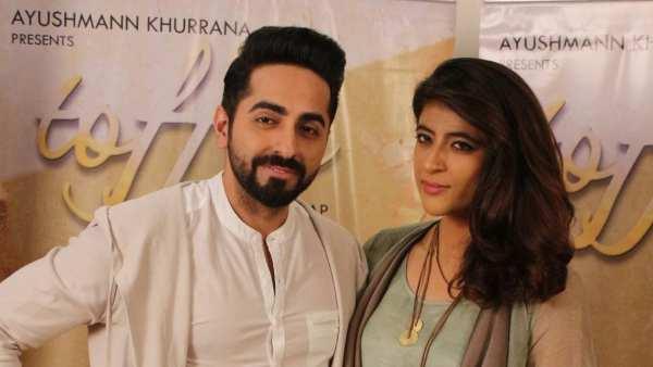 Ayushmann Khurrana Reveals Working On Kinni Soni Song For Tahira's Film 'Felt Like We Were Back In College'