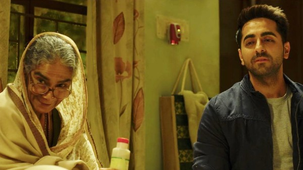 When Surekha Sikri Told Ayushmann Khurrana 'Wish I Get More Work', The Actor Recalls His Last Memory Of Her