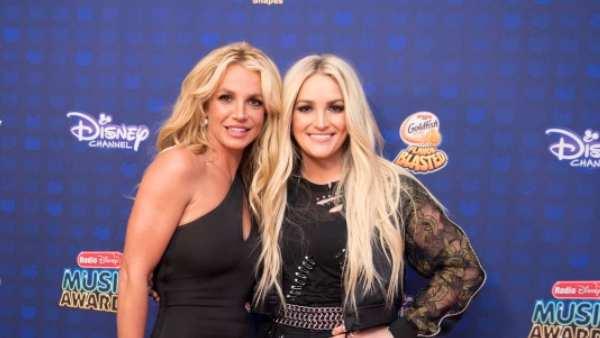 Britney Spears, Jamie Lynn