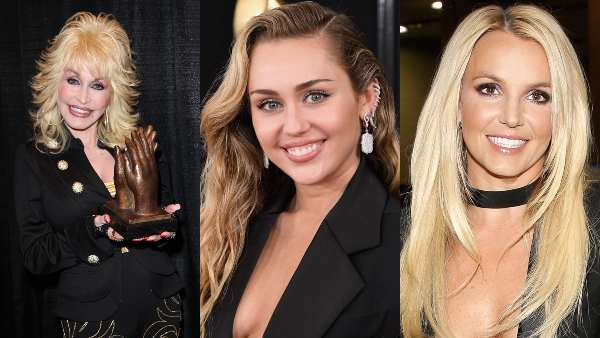 Miley Cyrus & Dolly Parton Speak In Support Of Britney Spears; Patron Says 'I Understand All Those Crazy Thing