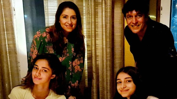 Chunky Panday Says At Times, Ananya Panday Is Uncontrollable After Her Grandmother's Demise