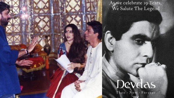 Madhuri Dixit Pays An Ode To Dilip Kumar On 19 Years Of Devdas;  'You Will Continue To Live On Forever'