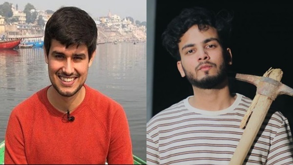 YouTubers Dhruv Rathee And Elvish Yadav Engage In War Of Words On Twitter; Netizens React