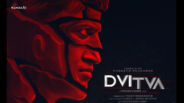 Puneeth Rajkumar's Dvitva Announced; Power Star To Associate With Pawan Kumar For The Psychological Thriller