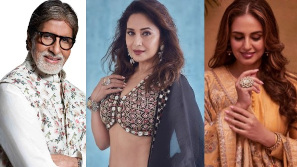 Eid-ul-Adha 2021: Amitabh Bachchan, Madhuri Dixit, Huma Qureshi & Other Celebs Wish Fans 'Eid Mubarak'
