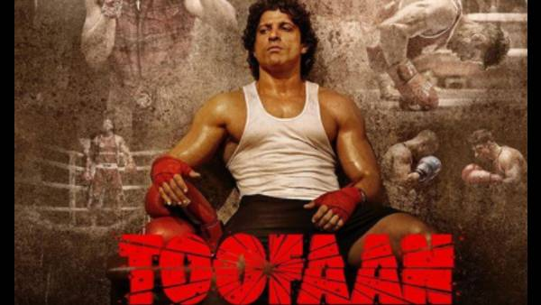 Farhan Akhtar's Toofaan Stands Out In NYC's Time Square Billboard, Actor Says 'Dream Came True'