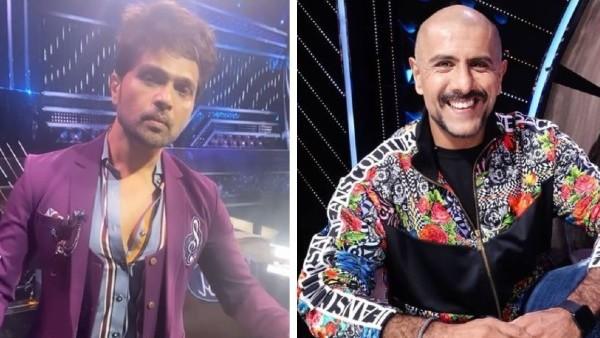 Indian Idol's Himesh Reshammiya And Vishal Dadlani To Judge Sa Re Ga Ma Pa; Duo Shoot For A Promo