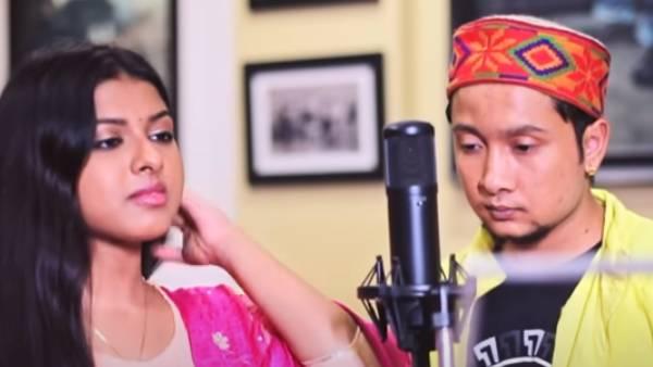 Himesh Reshammiya, The Superhit Machine Releases The Song Terii Umeed By Pawandeep And Arunita