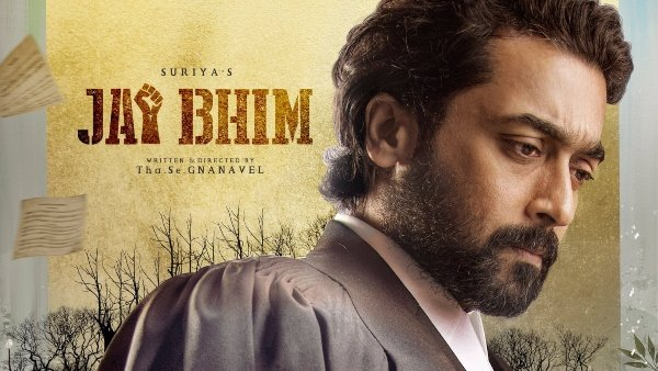 Suriya's Jai Bhim: The First Look Poster Is Out On Actor's Birthday