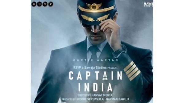 Kartik Aaryan's Captain India Accused Of Plagiarism