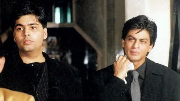 Karan: I Cannot Backslap Shah Rukh Khan [Flashback]