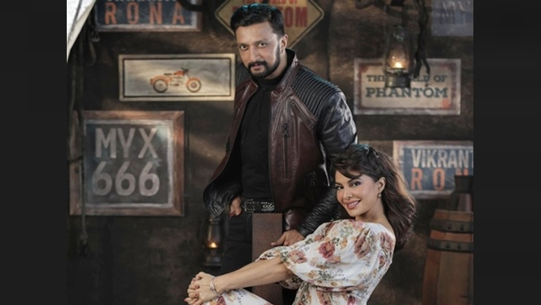 Vikrant Rona: Jacqueline Fernandez Leaves Kiccha Sudeep Impressed With Her Performance In A Dance Number