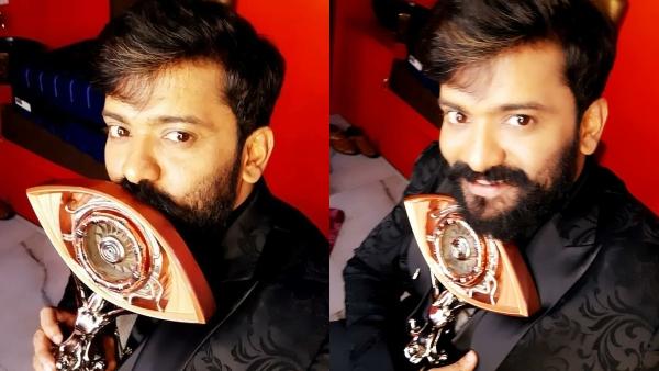 Manikuttan Wins Bigg Boss Malayalam 3 Title!