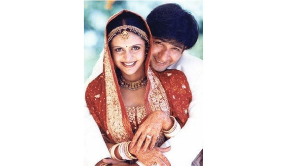 Mandira Bedi And Late Husband Raj Kaushal's Love Story Was Nothing Less Than A Fairytale