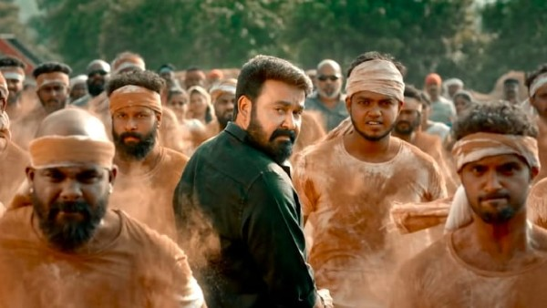 Mohanlal's New Avatar Is Here To Woo You!