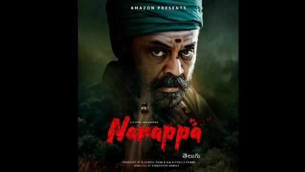Narappa: Venkatesh Daggubati Starrer To Premiere On Amazon Prime Video On July 20