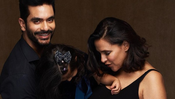 Neha Dhupia Says She Was Pregnant When Angad Bedi Got COVID-19; 'It Was A lot That We Went Through'