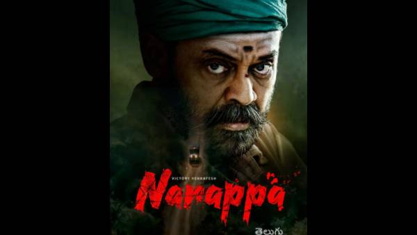 Narappa Trailer: Ventakesh's Powerful Act Steals The Show In This Action Flick