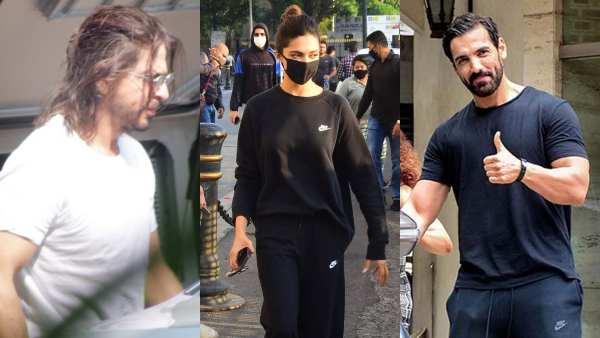 SRK, Deepika Padukone, John Abraham,