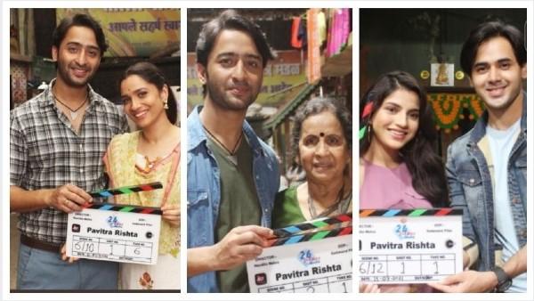 Pavitra Rishta 2.0: Ankita Lokhande, Shaheer Sheikh & Usha Start Shooting; Randeep Rai & Asheema Join