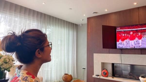 Priyanka Chopra Shares Heartwarming Post As Tokyo Olympics 2020 Begin, Says 'Moment Feels Nostalgic'