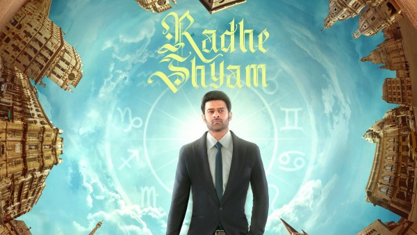 Radhe Shyam Release Date Is Here! Prabhas-Pooja Hegde's Romantic Drama To Hit Cinemas On January 14