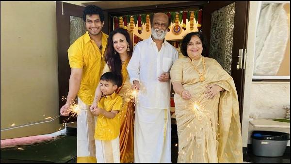 Soundarya Rajinikanth Expecting Second Child; Superstar To Become Grandfather Again