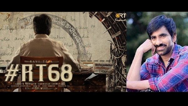 RT 68 Announced! Ravi Teja To Play A Sensational Role In The Sarath Mandava Directorial!