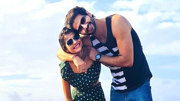 EXCLUSIVE! Sahil Phull On His Chemistry With Co-Star Megha Chakraborty: We Keep Pulling Each Other's Leg