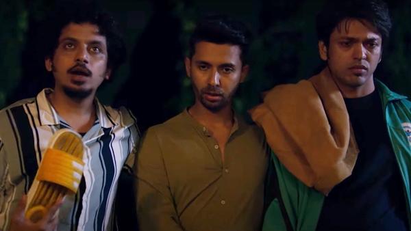 Shantit Kranti Trailer Out! Lalit Prabhakar, Abhay Mahajan & Alok Rajwade's Web Series Is About Goa Trip & Fun