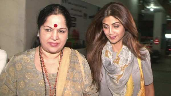 Shilpa Shetty's Mother Files Cheating Complaint Against Property Agent