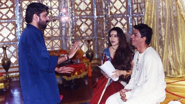 Shah Rukh Khan Reveals The Only Issue He Faced During The Shoot Of Devdas;  'My Dhoti Kept Falling Off'