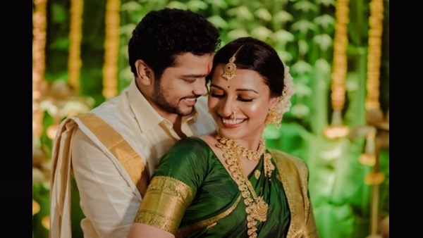 Suyash Tilak Gets Engaged To His Ladylove Aayushi Bhave; See Engagement Pictures