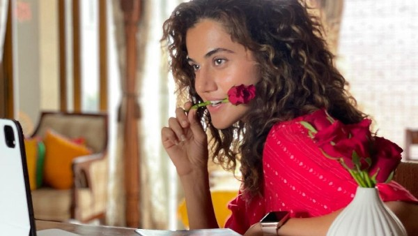 Taapsee Pannu Reveals If She Has Ever Been Caught Watching Explicit Scenes!