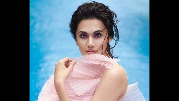 Taapsee Pannu On Turning Producer: The Idea Is Tell Good Stories & Provide Opportunities To Other Actors