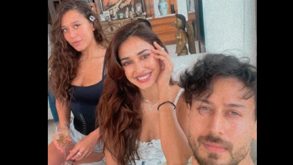 Krishna Shroff On Tiger's Rumored Relationship With Disha: As Long As He Is Happy, I Am Happy